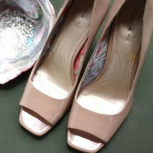 Tahari Peep Toe Heels